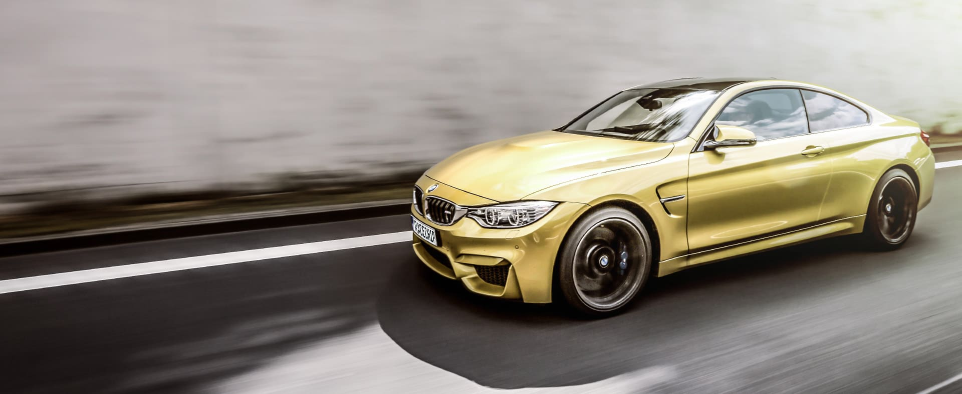 The new BMW M4 - Chiptuning by RaceChip