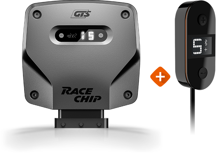 Pedal box tuning with app control - The brand new XLR by RaceChip