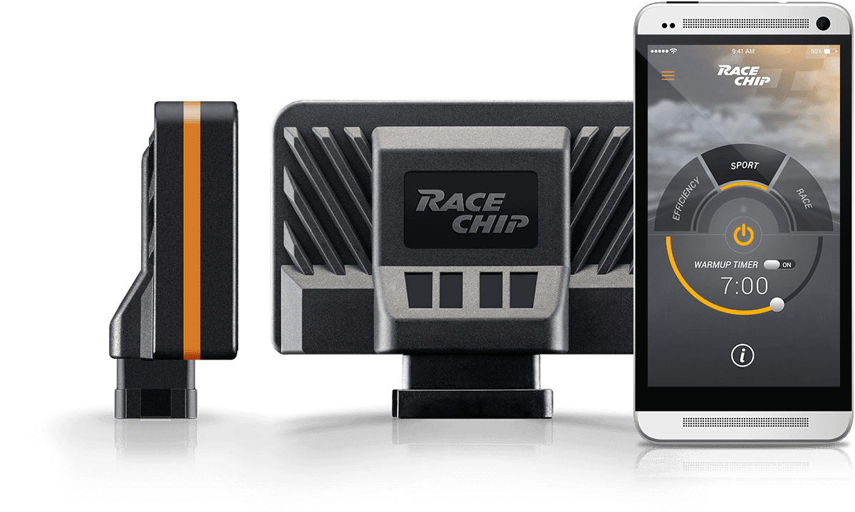 racechip ultimate now with smartphone control. Black Bedroom Furniture Sets. Home Design Ideas